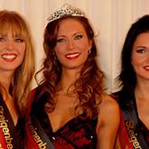 Katrin Gray als Miss Deutschland International 2006