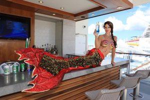Katrin Gray arbeitet als professionelle Meerjungfrau