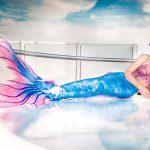 Katrin Gray ist Vollzeit-Meerjungfrau