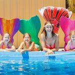 Komm zum Meerjungfrauenschwimmen in die Mermaid Kat Academy