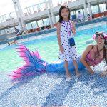 Meerjungfrauen als Entertainer