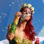 Meerjungfrauen verzaubern Events