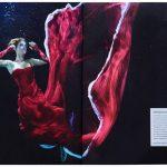 Unterwassermodel Katrin Gray im Magazin Unterwasser