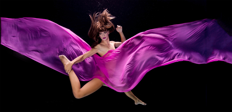 Unterwasserfashion mit Model Katrin Gray