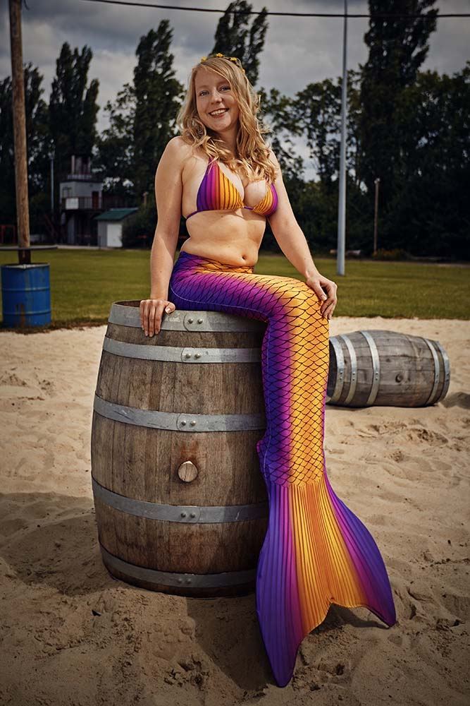 Kann man Meerjungfrau werden