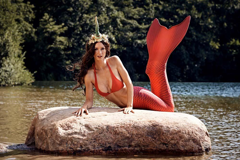 Meerjungfrau werden leicht gemacht