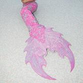 Meerjungfrauenflossen aus Silikon vom Mermaid Kat Shop