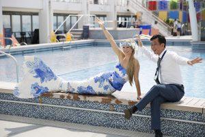 Von Beruf aus Meerjungfrau - Buche Mermaid Kat für Veranstaltungen