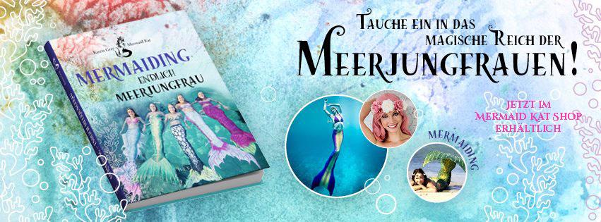 Meerjungfrauenbuch - Endlich Meerjungfrau von Mermaid Kat