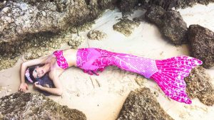 Arbeiten als Arielle - Traumjob Meerjungfrau