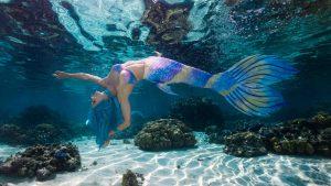 Traumjob Wasserfrau
