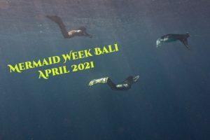 Meerjungfrauenreise nach Bali mit Mermaid Kat
