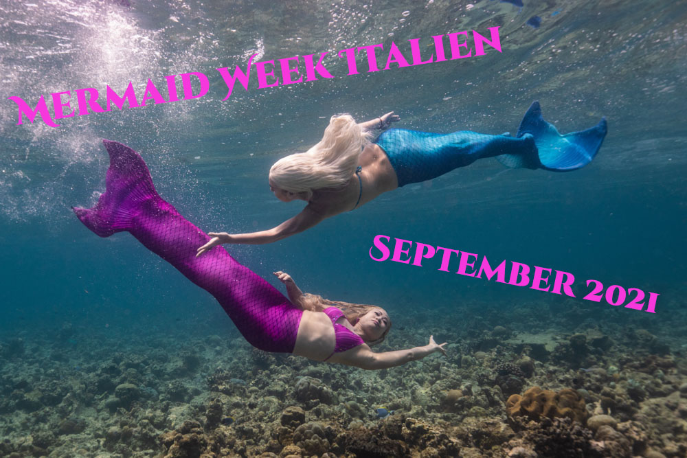 Mermaid Week Italien