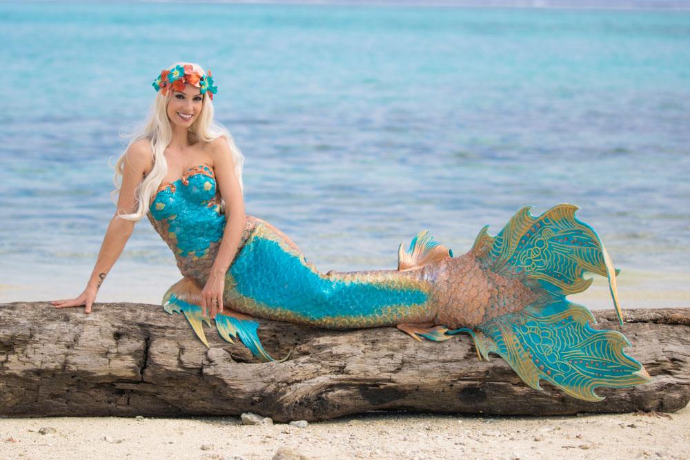 Mein Leben als Wasserfrau - Mermaid Kat