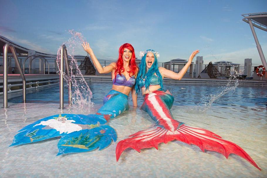 Was ist Mermaiding?