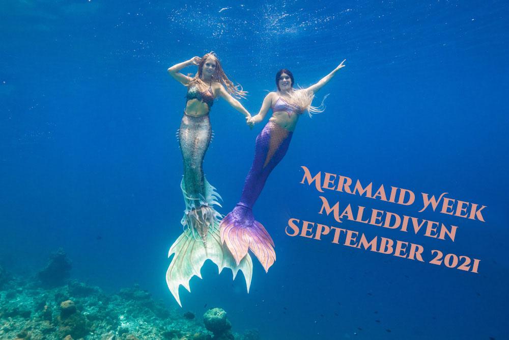 Meerjungfrauenreise in die Malediven