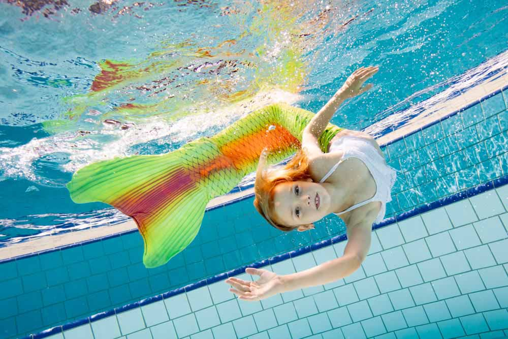 Mermaid Schwimmen - Schwimmen wie Arielle in Ratzeburg