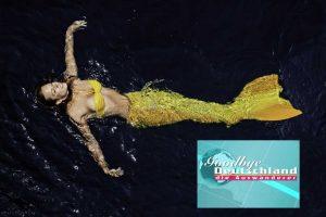 Meerjungfrau bei Goodbye Deutschland auf VOX