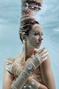 Unterwassermodel Mermaid Kat ist Coach beim Unterwasser-Model-Fotografie-Workshop