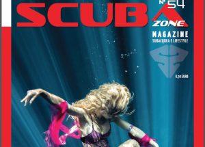 Unterwassermodelshooting mit Mermaid Kat für das Scuba Zone Magazin - Foto von Ian Gray