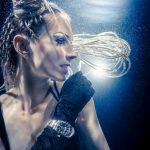 Unterwassershooting für Uhren - Unterwassermodel katrin Gray