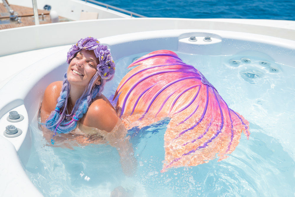 Traumjob Meerjungfrau - Wie viel verdient eine Meerjungfrau?