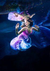 Unterwasser Modelling Kurs