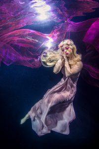 Unterwasser-Shooting wie bei GNTM - Unterwasser Model Workshop