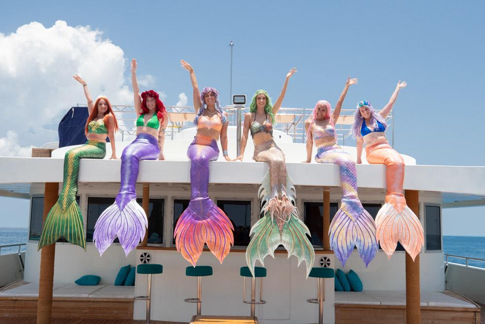 Meerjungfrauencamp - Meerjungfrauenreise auf die Malediven